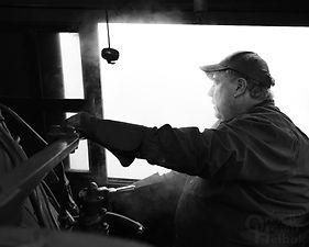Mike Fenstermaker aboard C.N.J. 113