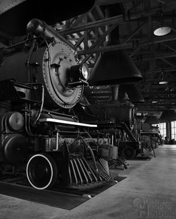 Age of Steam Roundhouse