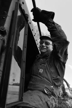 #60's engineer, Don Lachenauer