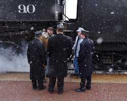 Train 1 trainmen and engine crew