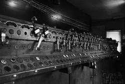 Tower A-2 interlocking machine