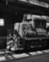 CNJ GP40-P 3673, Newark Penn Station, 1977, Oren B. Helbok photo