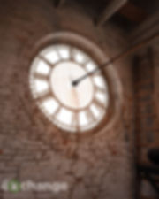 Columbia County courthouse clock, Bloomsburg, Pennsylvania, clock tower, clockwork, clockworks