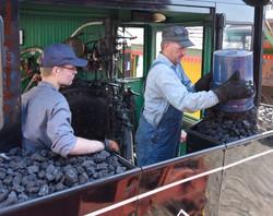 Coaling up in Boyertown