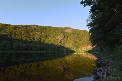 Water Gap from west of Point of Gap