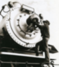 Alleghany Central Railroad, Oren B Helbok, CPR 1286