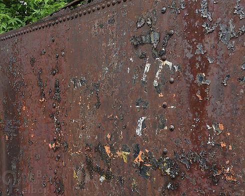 Arcade & Attica Railroad #18 original tender, Boyne City Railroad
