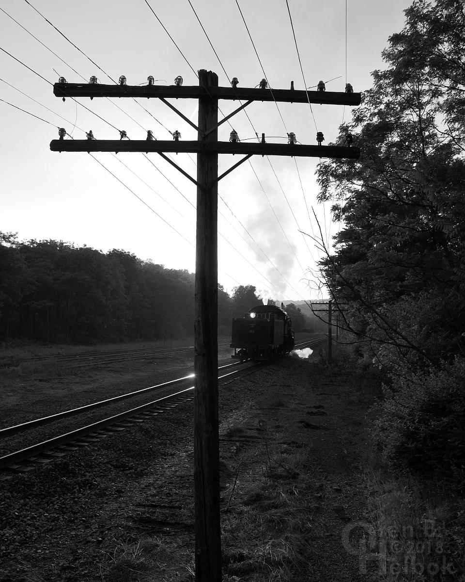 #113 leaving Schuylkill Haven