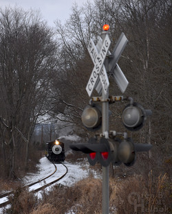 North Pole Express at Everitts Road