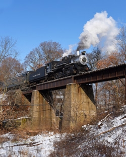 North Pole Express at Copper Hill