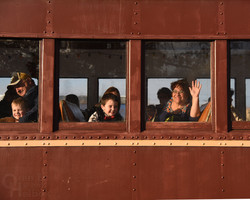 Passengers at Hollidaysburg
