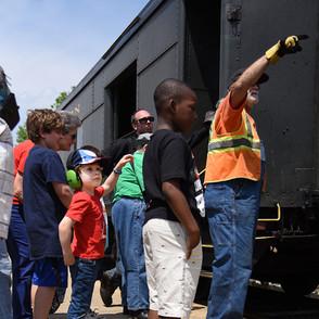 Black River & Western Railfest, June 2018