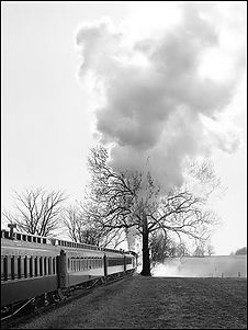 Strasburg Rail Road #31,1986, John E. Helbok photo