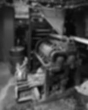 "Bloomsburg Pennsylvania Morning Press newspaper Duplex Tubular printing press, ""Duplex Printing Press"", Battle Creek, Michigan"