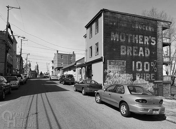 Dobson Street,Polish Hill, Pittsburgh
