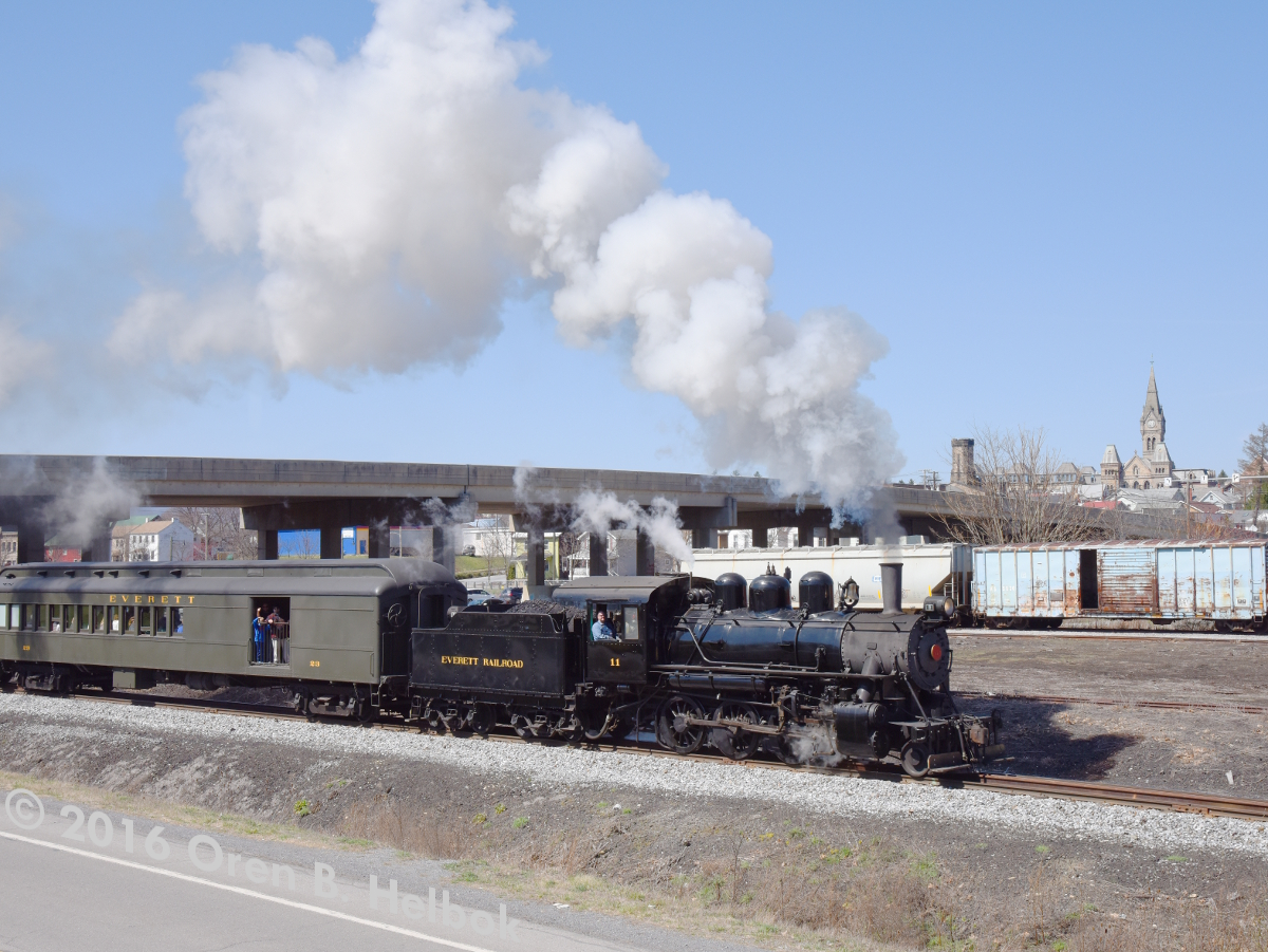 2 pm train leaving Hollidaysburg