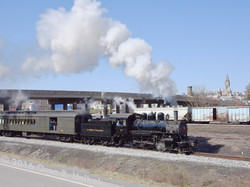 2 pm train leaving Hollidaysburg