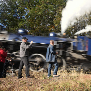 Chasing Reading & Northern 425, October 2018