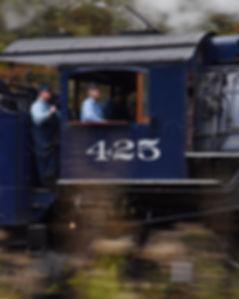 Reading & Northern #425 Pacific locomotive