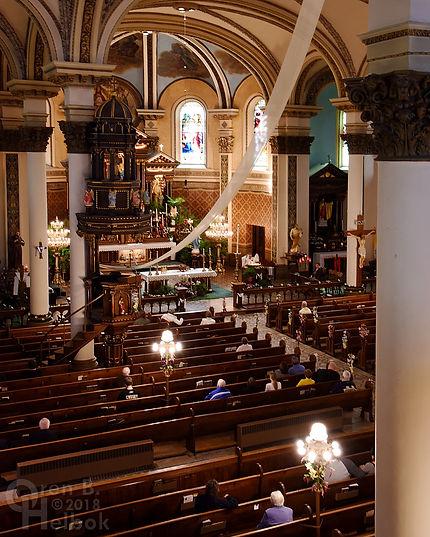 Immaculate Heart of Mary Roma Catholic Church, Polish Hill, Pittsburgh