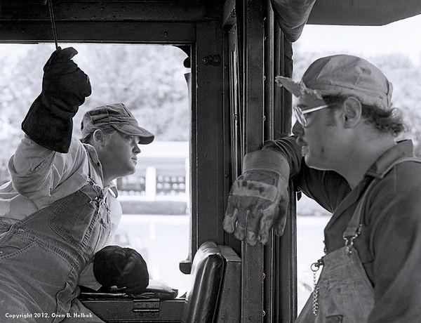 Black River & Western #60, John Konn, Tommy Bartkovsky