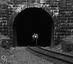 White Haven Tunnel northbound 1