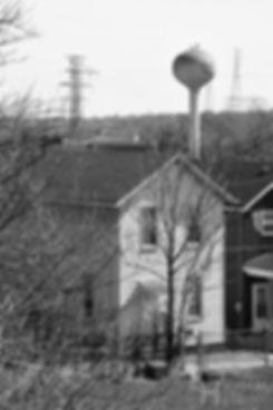 View from Frazier Street, Braddock, Pa.