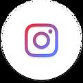 Instagram Icon mit weißem Hintergrund