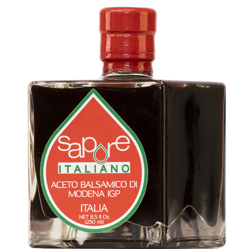 BALSAMIC VINEGAR ITALIA - 8.5 FL OZ (250ml)