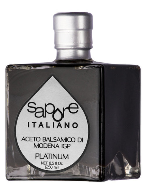 BALSAMIC VINEGAR PLATINUM - 8.5 FL OZ (250ml)