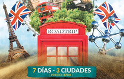 ACHIME RUMBO A LONDRES
