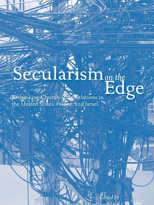 Secularism On the Edge (2014)