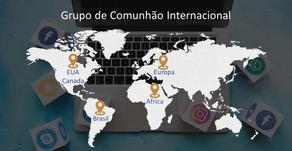 Europa, Estados Unidos & Canadá, e agora, África! Grupos de Comunhão Internacionais