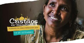 30 Dias de Oração pelos Cristãos ex-muçulmanos