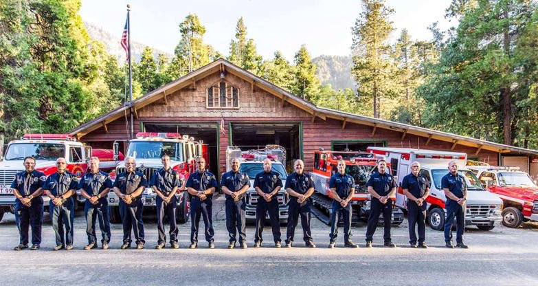 Forest Falls Firefighters