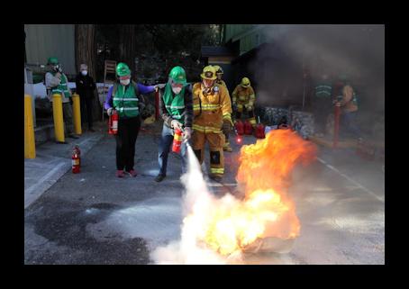 Fire Suppression