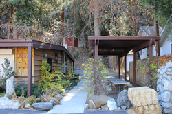 Outdoor Spaces at Big Falls Lodge