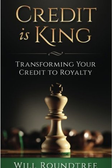 Credit is King Book