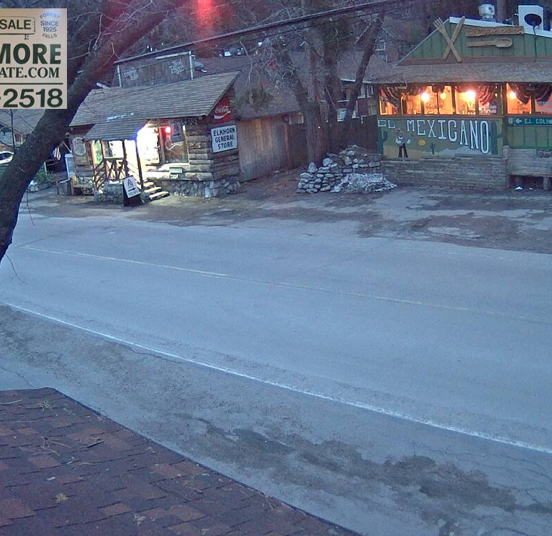 Downtown Web Camera Forest Falls