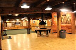 Big Falls Lodge Interior