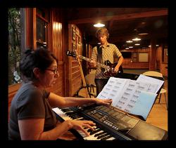 Music Night at Big Falls Lodge