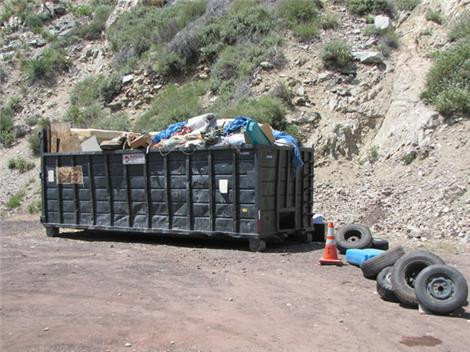 Canyon Clean Up