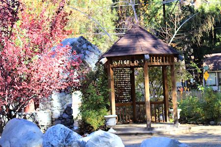 The Gazebo at Big Falls Lodge