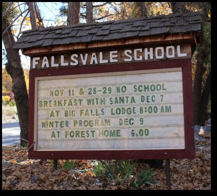 Fallsvale School