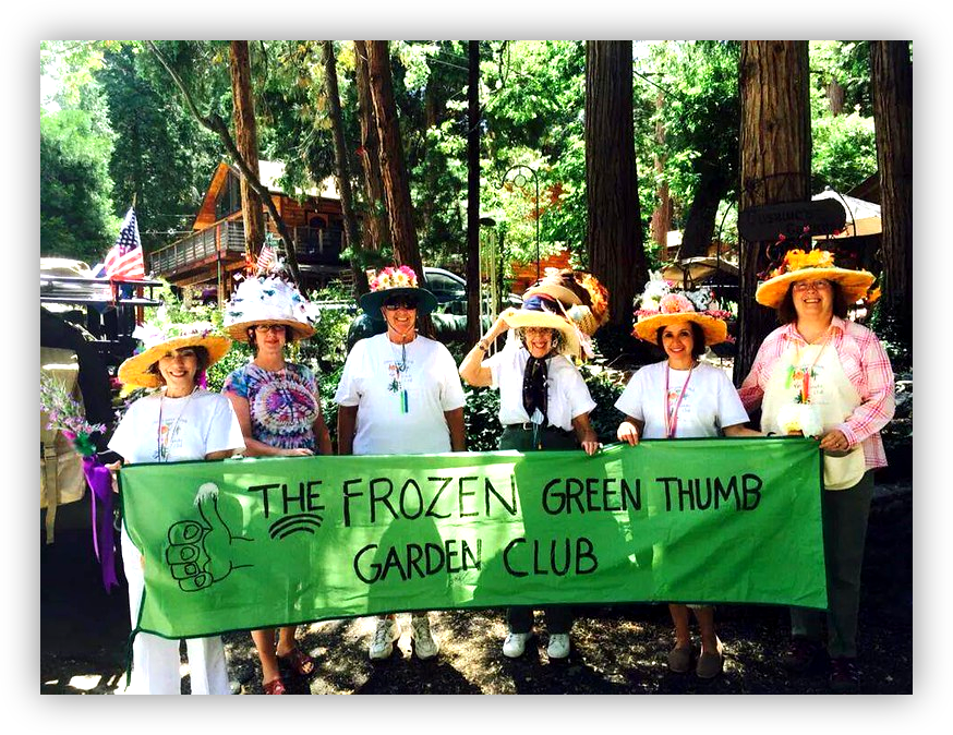 Frozen Green Thumb Garden Club