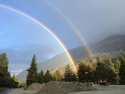 Rainbows in Forest Falls