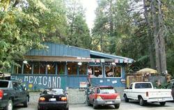 El Mexicano Restaurant, Forest Falls