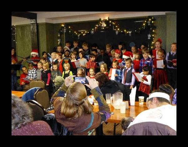 Fallsvale School Christmas Concert