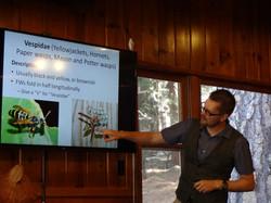 Lectures at Big Falls Lodge