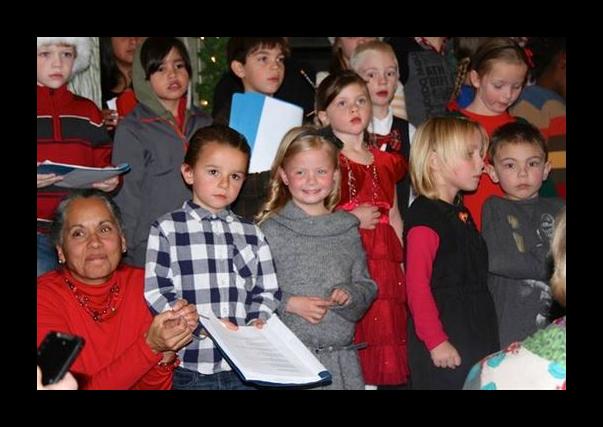 Students At Fallsvale School